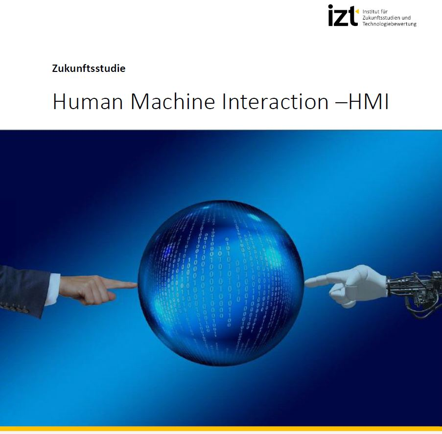 HMI Human Machine Interface 2030 - Eingabesysteme