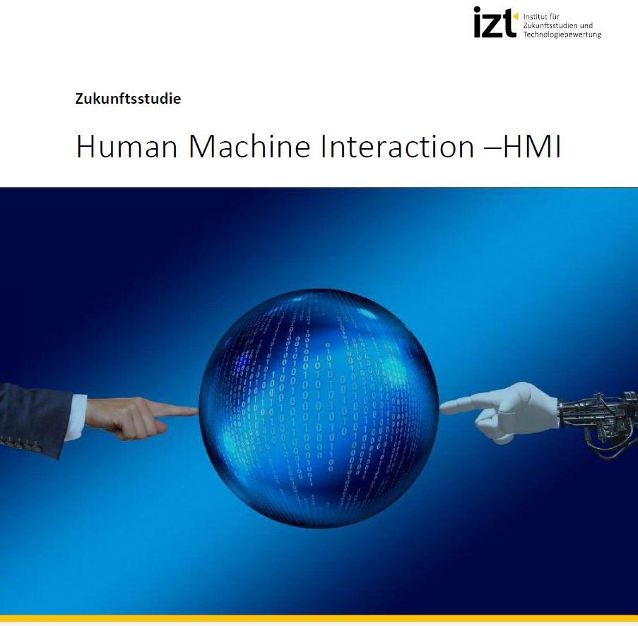 HMI Human Machine Interface 2030 - Eingabesysteme