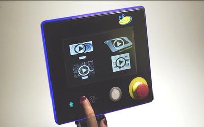 Individueller Touchscreen