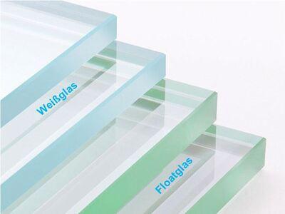 Oberflächen aus Glas
