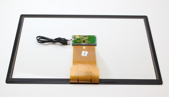 Touchsensor mit Controller_Ansicht von Hinten