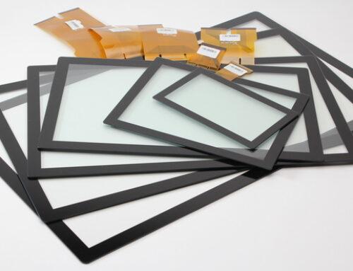 Standard Touchscreens für Multitouch-Anwendungen