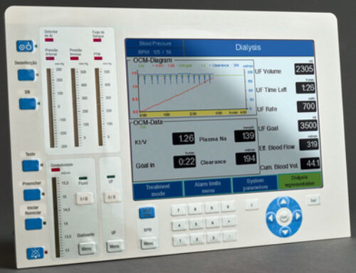 HMIs in der Medizintechnik